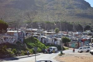 Township in Hout Bay