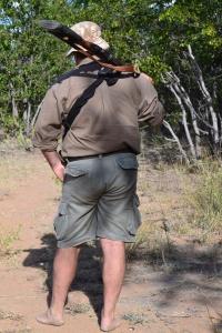 Badass Rhino Ranger Andy
