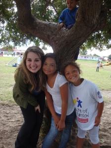 Me, Kim, and Tamia